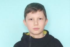 9. helyezett Berényi Gergő 6. a osztályos tanuló, Vágvölgyiné Mácsanszki Eleonóra tanítványa